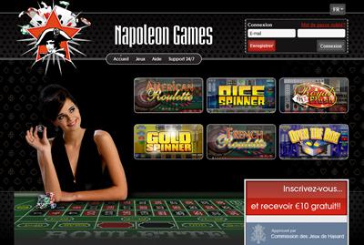 Casino Games Belgique